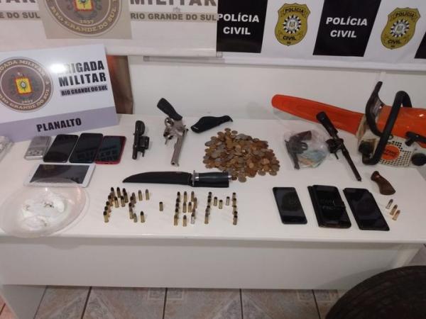 BM e PC realizam Operação em Planalto