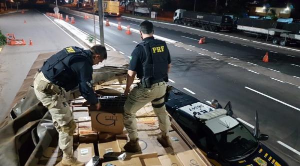 PRF encerra Operação Tamoio no Rio Grande do Sul
