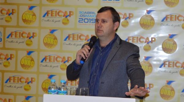 Presidente da Feicap comenta organização do evento