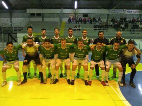 Boa Vista do Buricá lidera a Chave B da Copa Noroeste de Futsal
