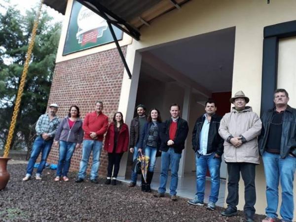 Grupo de Trabalho auxilia agroindústrias da Região Celeiro