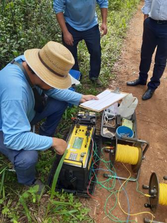 Corsan prepara investimentos para suprir falta de água em Tenente Portela