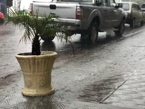 Chuva retorna à região Sul e deve persistir por duas semanas