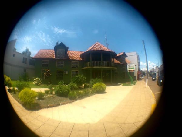 Auditório do Centro Cultural de Tenente Portela está interditado