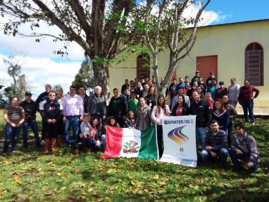 Encontros mobilizam jovens rurais da Região Celeiro