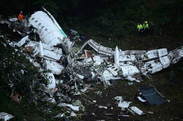 Acidente com voo da Chapecoense na Colômbia completa quatro anos