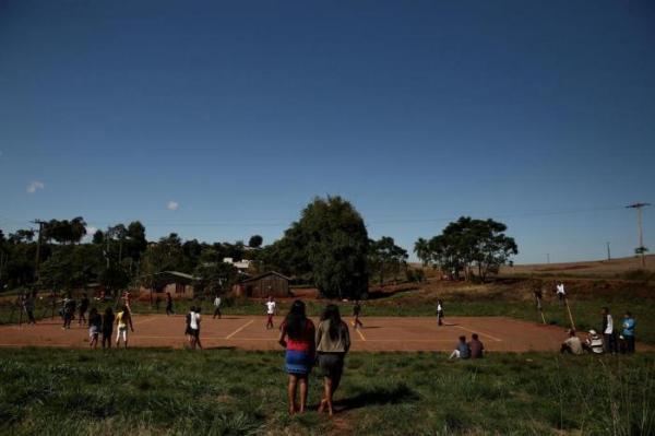 Terra Indígena do Guarita tem quase 500 casos de Covid-19 confirmados