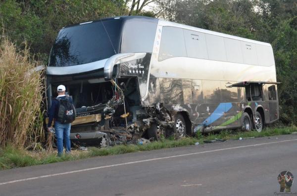 Morre o motorista do ônibus que levava torcedores para o Grenal