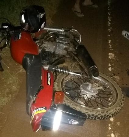 Morre um dos motociclistas envolvidos em acidente de trânsito em Miraguaí