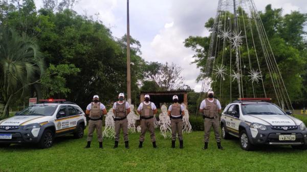7º BPM lança Operação Avante Papai Noel 2020 na Região Celeiro