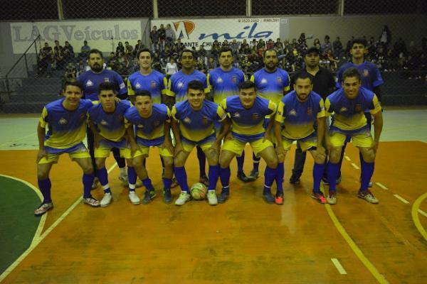 Copa Noroeste de Futsal tem rodada nesta terça-feira
