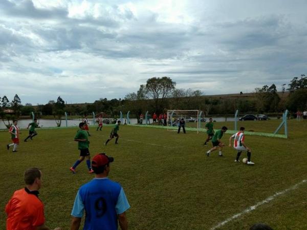 Definidos os semifinalistas do futebol sete em Tenente Portela