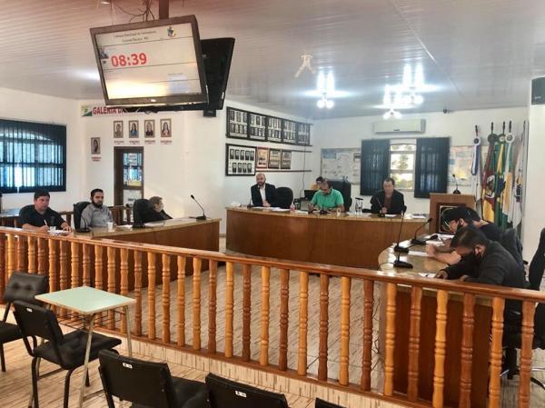 Coronel Bicaco: Câmara de Vereadores realizará a última sessão ordinária de 2020