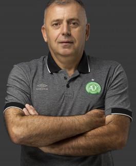 Morre Paulo Magro, presidente da Chapecoense