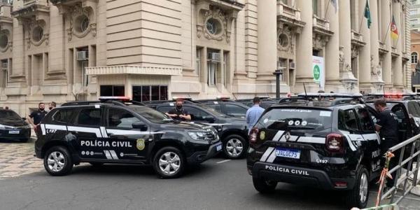 Polícia Civil recebe 45 novas viaturas semi blindadas