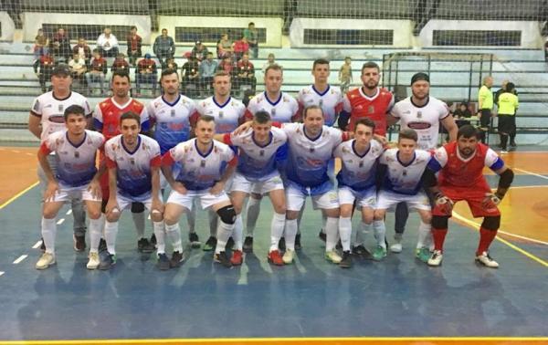 Tenente Portela vence mais uma na 5ª Copa Noroeste de Futsal