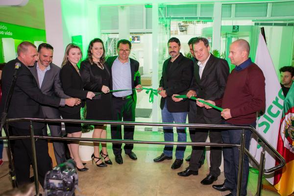 Sicredi Celeiro inaugura segunda agência em Três Passos