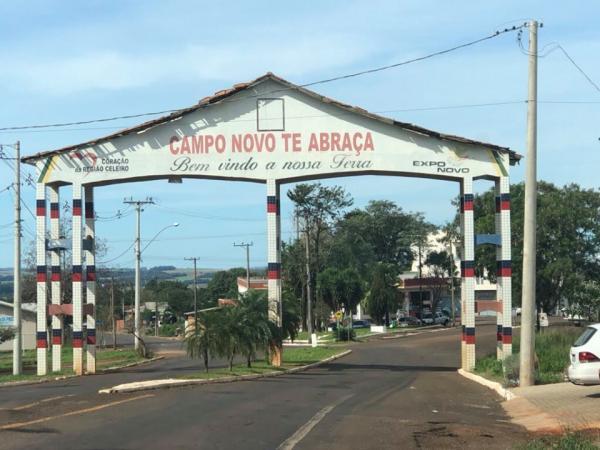 BM e fiscais municipais flagram aglomeração em bar no centro de Campo Novo