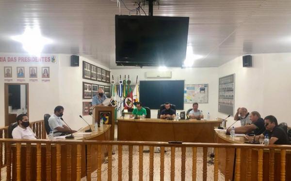 Coronel Bicaco: Presidente do Legislativo pede a colaboração dos edis para sessões harmônicas