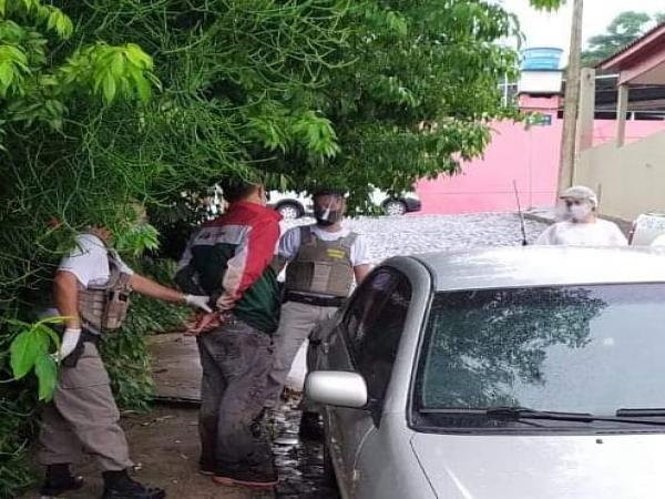 Homem com Covid-19 é preso duas vezes pela Brigada Militar, em Planalto e Iraí
