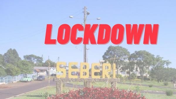 Prefeitura de Seberi decreta lockdown a partir deste sábado (06/03)