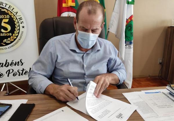 Tenente Portela: Vereadores irão votar Projeto de Lei que autoriza a compra de vacinas