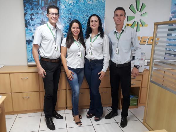 Agência do Sicredi de Barra do Guarita  completa 17 anos de atuação