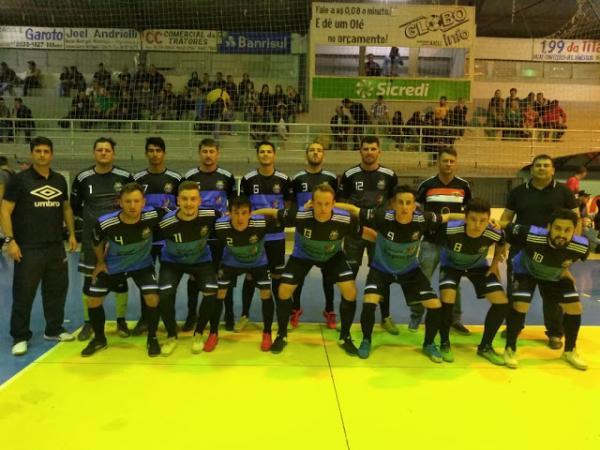 Equipe de Miraguaí vence e assume a vice-liderança da Chave B da Copa Noroeste de Futsal