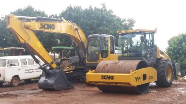 Prefeitura de Tenente Portela realiza a aquisição de novos maquinários
