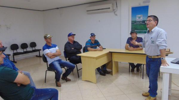 Redentora: Curso orienta agricultores sobre a utilização correta de agrotóxicos