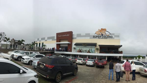 Super Colono inaugura filial na cidade de Três Passos