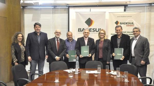 BADESUL financiará a construção de pavilhões industriais em Coronel Bicaco