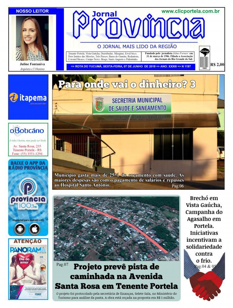 Edição 1197 - 07 de junho de 2019