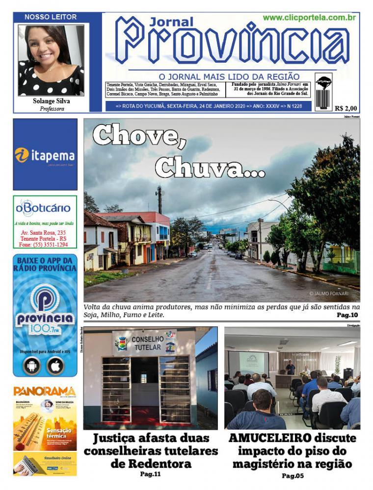 Edição 1228 - 24 de Janeiro de 2020