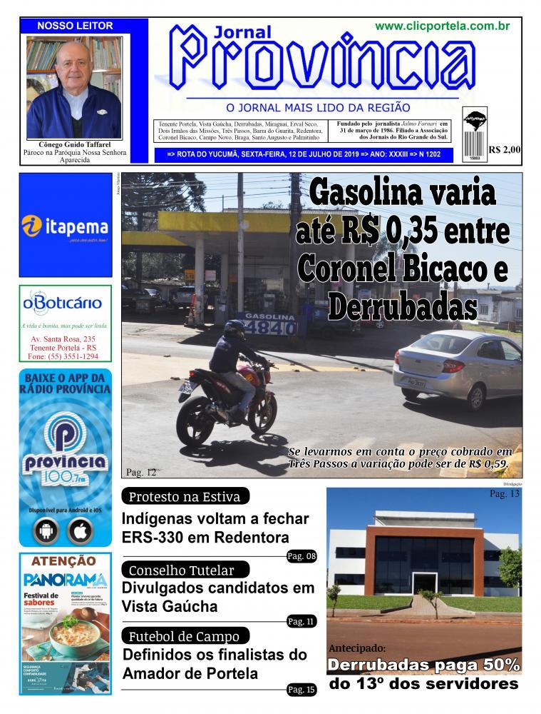 Edição 1202 -12 de julho de 2019