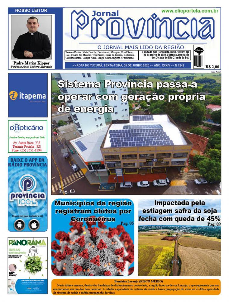 Edição 1242 - 05 de Junho de 2020